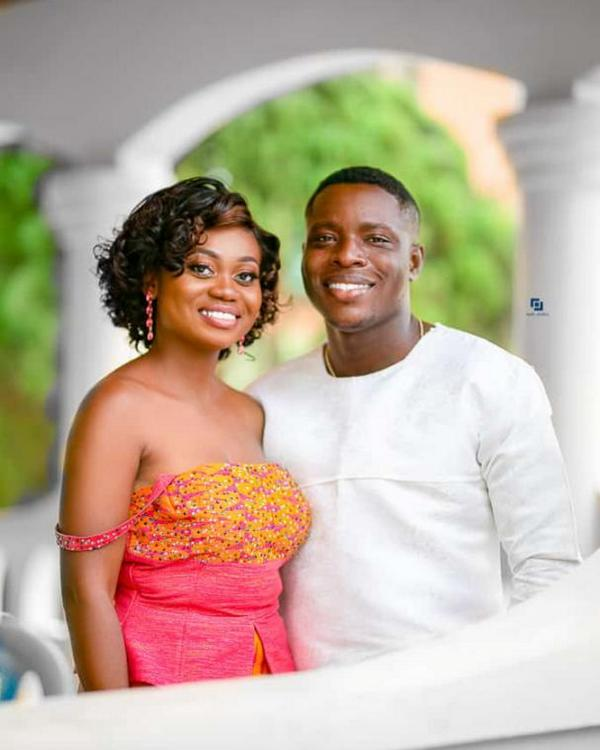 Mr. and Mrs. Acheampong