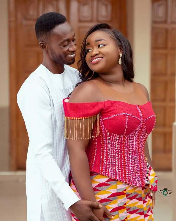 Mr. and Mrs. Anane Osei