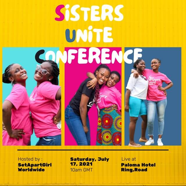 Sisters Unite Conference - 2021